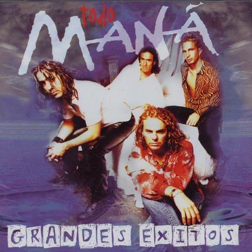 Grandes Exitos by Mana (2000-05-09)