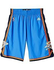 adidas NBA Swingman Thunder Short Homme
