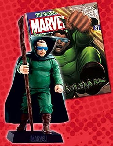 Marvel Figurine Collection #81 Moleman (Die X-men Kostüme)