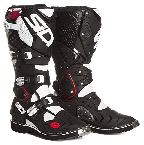 Sidi Motocross-Stiefel Crossfire 2 Schwarz Gr. 40