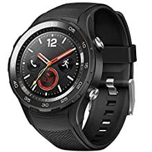 HUAWEI Watch 2 Smartwatch with Bluetooth and Sport Strap - Carbon Black