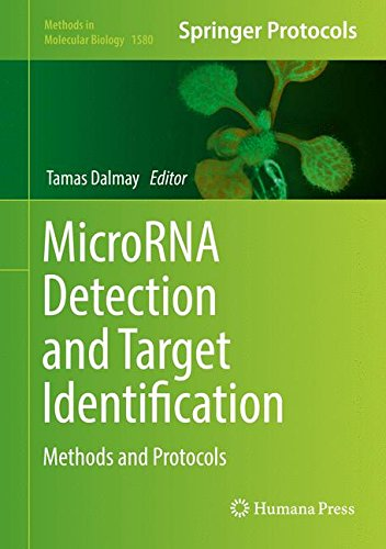 MicroRNA Detection and Target Identification: Methods and Protocols (Methods in Molecular Biology, Band 1580)