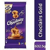 Cadbury Choclairs Gold Candies Birthday Pack, 632.5 g