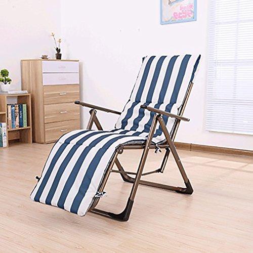 Cuscino reclinabile autunno e inverno cuscino per sedie lounge rivestimento pieghevole sedia in bambù sedia a dondolo sedia per anziani thicken poltrona per divano imbottita in cotone,a_l162xw46cm