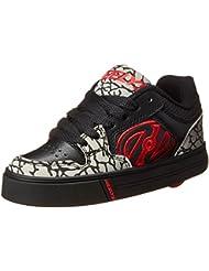 Heelys Chaussures de mouvement Noir/gris/rouge