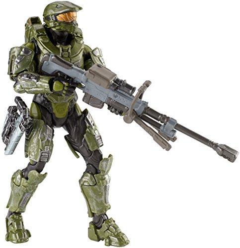 (Halo Figur, 15cm (Mattel) Battle Master Chief)