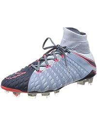 Nike Hypervenom Phantom Iii Df Fg, Zapatillas de Fútbol para Hombre