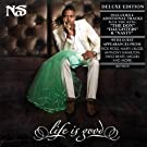 Life Is Good [Deluxe Edition] by Nas (2012) Audio CD