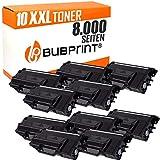Bubprint 10 Toner kompatibel für Brother TN-3480 TN 3480 für DCP L5500DN L6600DW HL-L 5100DNT HL-L 6300 DW MFC L5700DN L5750DW L6800DW L6900DW Schwarz