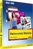 Meine erste Website - farbig visueller Einstieg: Sehen und Können (Bild für Bild)