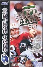 NFL Quarterback club 96 - Saturn - PAL