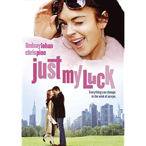 Just My Luck Poster Film B, 69 x 102 cm Lindsay Lohan Chris Pine Samaire Armstrong Bree Turner Faizon Love