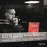 Bach : Cantates n° 54, 82 et 170. Davies, Ensemble Arcangelo, Cohen.