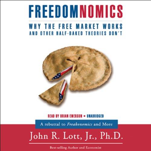 Freedomnomics  Audiolibri