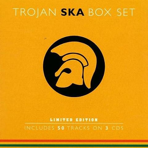 Coffret 3 CD : Trojan Ska Box Set Vol.1