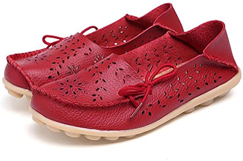 87c839a39f80f SHANGXIAN Fond Femmes À Plat Chaussure Bateau Décontractée Antidérapant  Fond SHANGXIAN Mou Chaussures Confortable Respirant Chaussures.