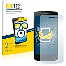 2x BROTECT HD-Clear Protector Pantalla Orange Roya Película Protectora – Transparente, Anti-Huellas