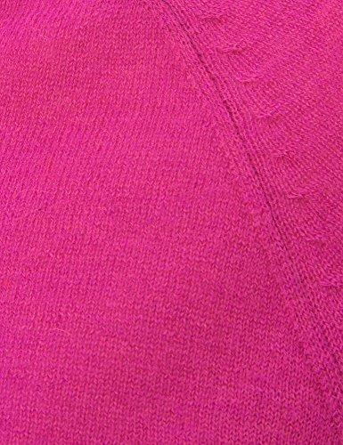 STRENESSE Femmes Pull-over 100 % cachemire rose fuchsia