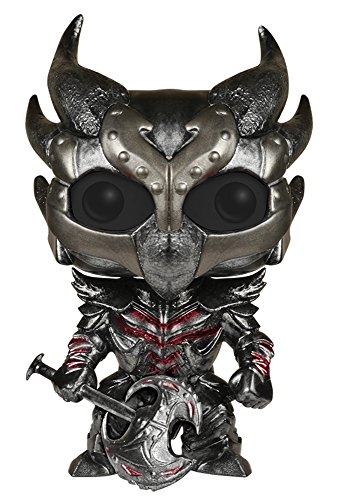 Funko - POP Games - Skyrim - Daedric Warrior