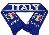 Écharpe Italie de football Euro 2016 | Italy Scarf | 145cm x 17cm...
