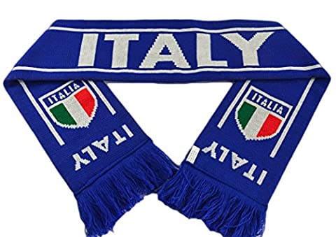 Italy Football Scarves Italian Fans Merchandise Scarf
