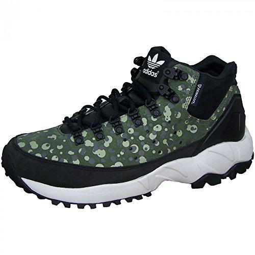 adidas Torsion Trail (schwarz / beige) Grün