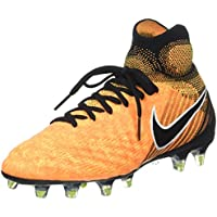 finest selection 5066b bcf9d Nike Magista Obra II DF FG, Botas de fútbol Unisex Niños
