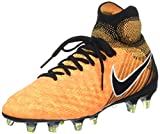 NIKE Unisex-Kinder Jr Magista Obra II FG Fußballschuhe, (Laser Orange/Black-White-Volt), 38 EU