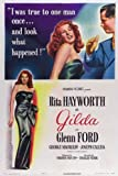 Gilda Poster (27 x 40 Inches - 69cm x 102cm) (1946) Style G