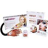 The Nail Trainer® - Mano artificial para practicar manicuras (en varios idiomas)