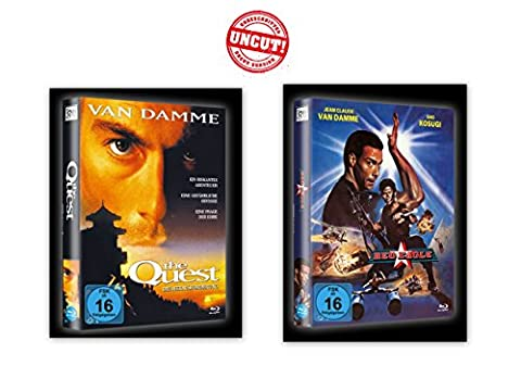 Jean-Claude Van Damme - Action Hartbox Bundle