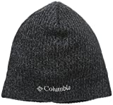 Columbia Unisex Whirlibird Watch Cap Beanie, Black/Graphite Marled, One Size, CU9309