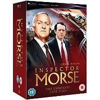 Inspector Morse: The Complete Case Files