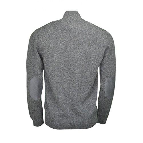 Hackett London Herren Pullover Grau