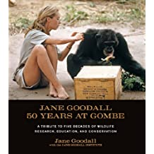 Jane Goodall: 50 Years at Gombe (English Edition)