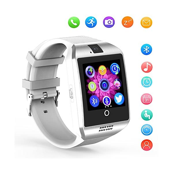Smart Watch con GPS, Bluetooth, cámara para Android, de la marca KXCD Tech 1