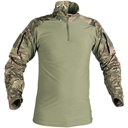 Helikon Combat Shirt - MP Camo - Größe wählbar