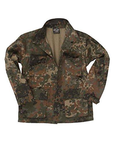 US BDU Jacke Kids flecktarn Gr.XL (Armee Bekleidung)
