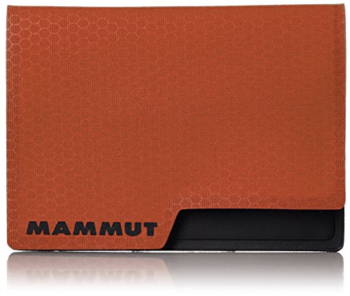 Mammut Smart Wallet Ultralight Geldbörse, Dark orange, one Size -