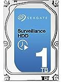Seagate Surveillance HDD - 1 TB - interne Festplatte, ST1000VX001 (3,5 Zoll), 64 MB Cache, SATA III für den Überwachungsbereich