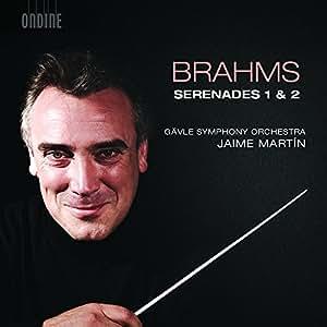 Brahms:Serenades 1 & 2 [Gavle Symphony Orchestra] [Ondine: ODE 1291-2]