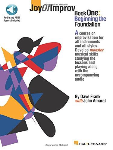 Joy of improv, book 1 piano