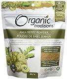 Organic Traditions Amla Powder 200g by Organic Traditions