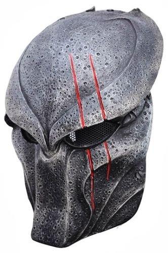 Predator Paintball Scar Maske Cosplay Schutzmaske