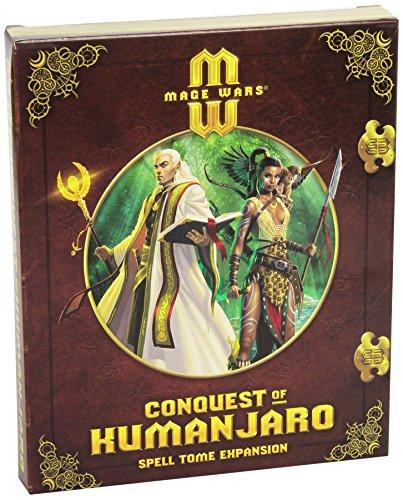 Arcane Wonders TX1CK - Mage Wars Conquest of Kumanjaro