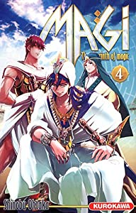 Magi - The Labyrinth of Magic Edition simple Tome 4