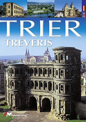 XXL-Book Trier/Tréveris (englische/spanische Ausgabe)