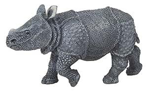 Papo - 50148 - Figurine - Bébé Rhinocéros Indien