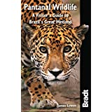 Pantanal Wildlife: A Visitor's Guide to Brazil's Great Wetland (Bradt Wildlife Explorer)