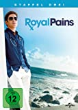 Royal Pains - Staffel drei [4 DVDs]